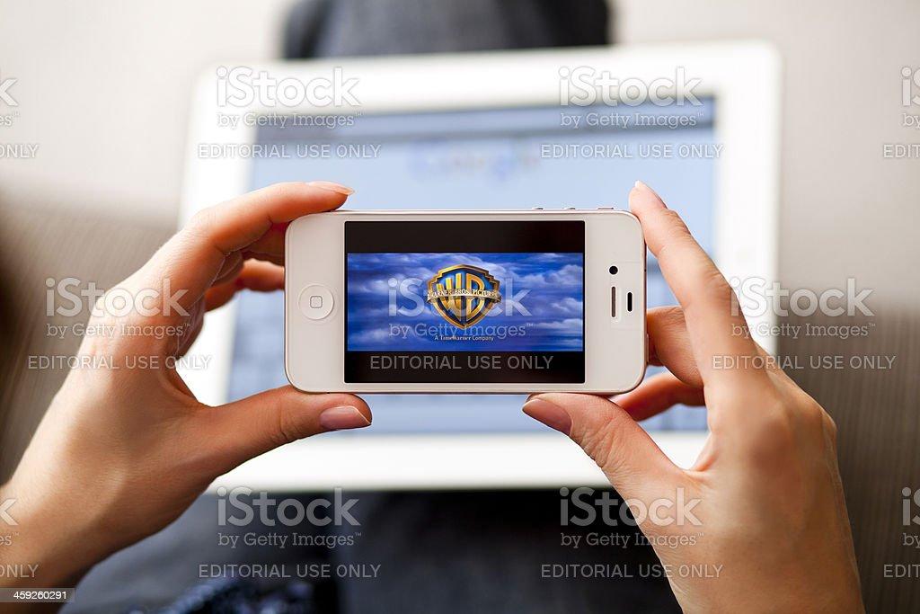 Kino für iPhone – Foto