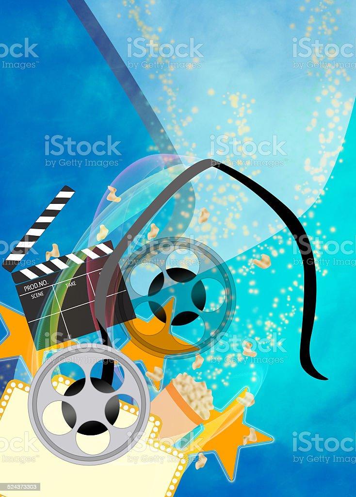 Cinema Or Movie Background Stock Photo Download Image Now Istock