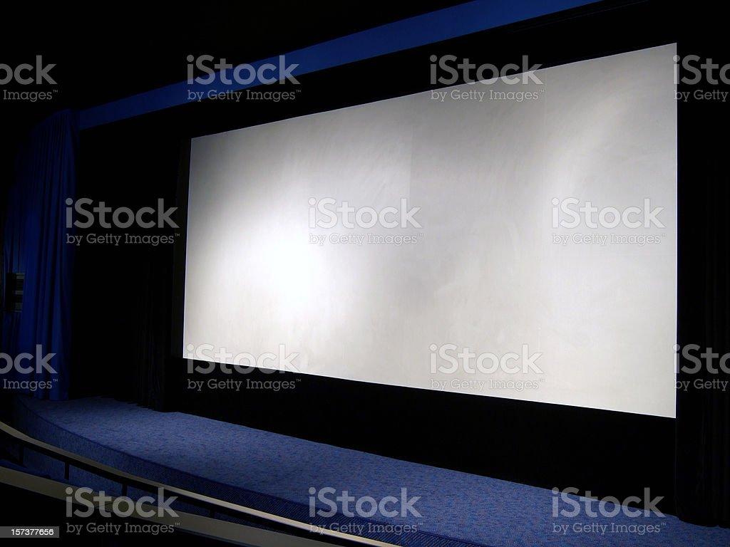 Kino-Bildschirm – Foto