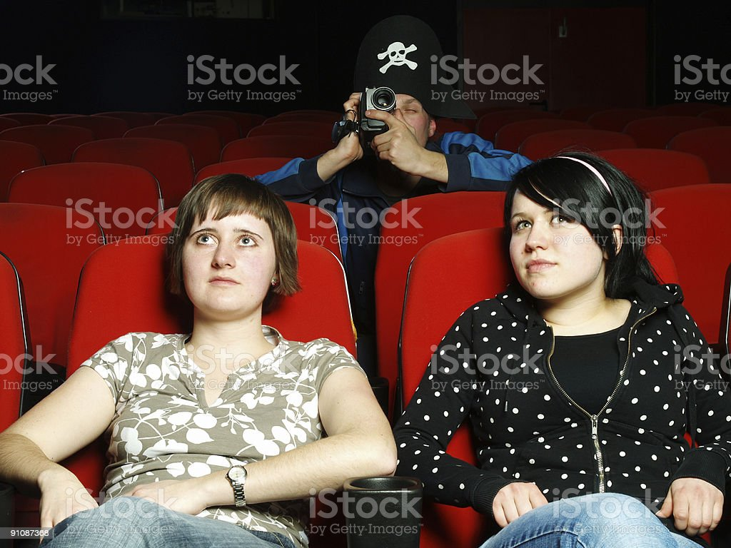 Cinema Series - Pirate - Royalty-free Adult Stock Photo