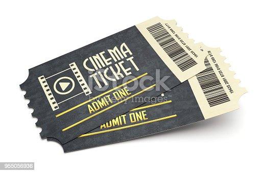 istock Cinema tickets 955056936