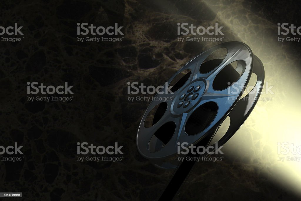Cinematography stock photo