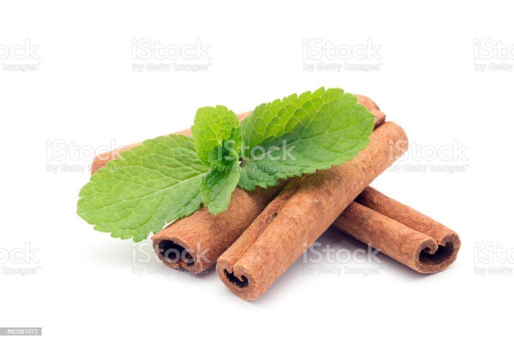 cinnamon foto stock royalty-free