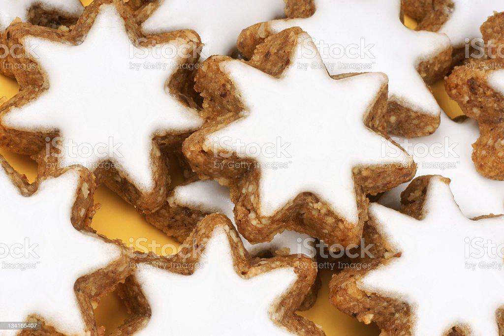 Cinnamon Star Cookies Zimtsterne Stock Photo More Pictures Of