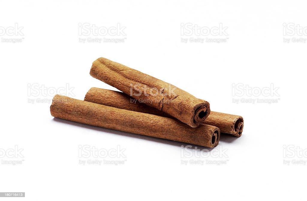 Cinnamon Sticks (Click for more) stock photo