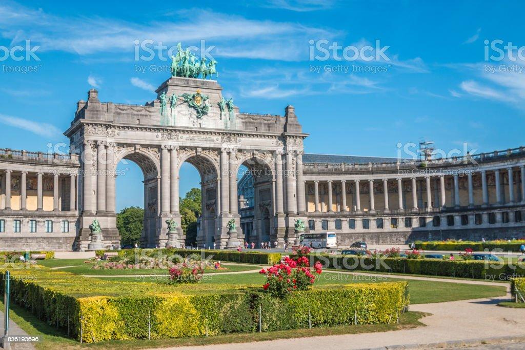 Cinquantinaire arche Bruxelles - Photo