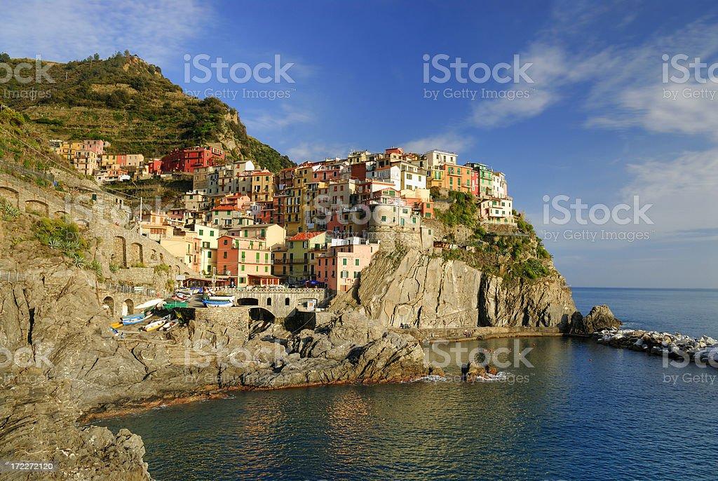 Cinque Terre, Italy royalty-free stock photo