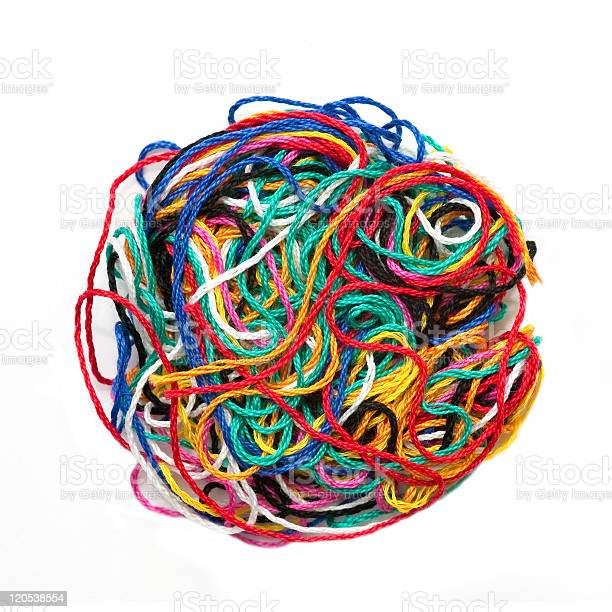 Circle of different colors of tangled thread picture id120538554?b=1&k=6&m=120538554&s=612x612&h=83uhjauimzynp7lleim 8ia1b l7skkwfhlrvmhm9cs=