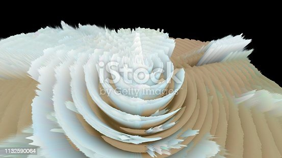 617378218istockphoto Circles on the water 1132590064