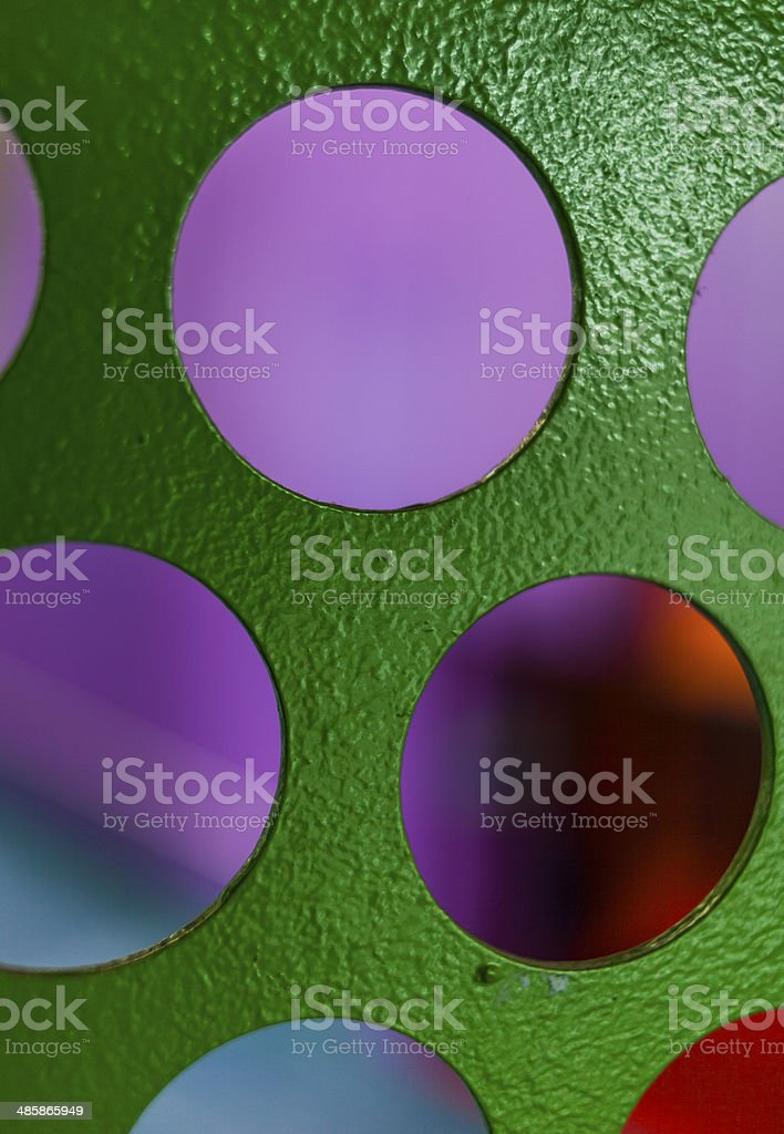 Circles stock photo