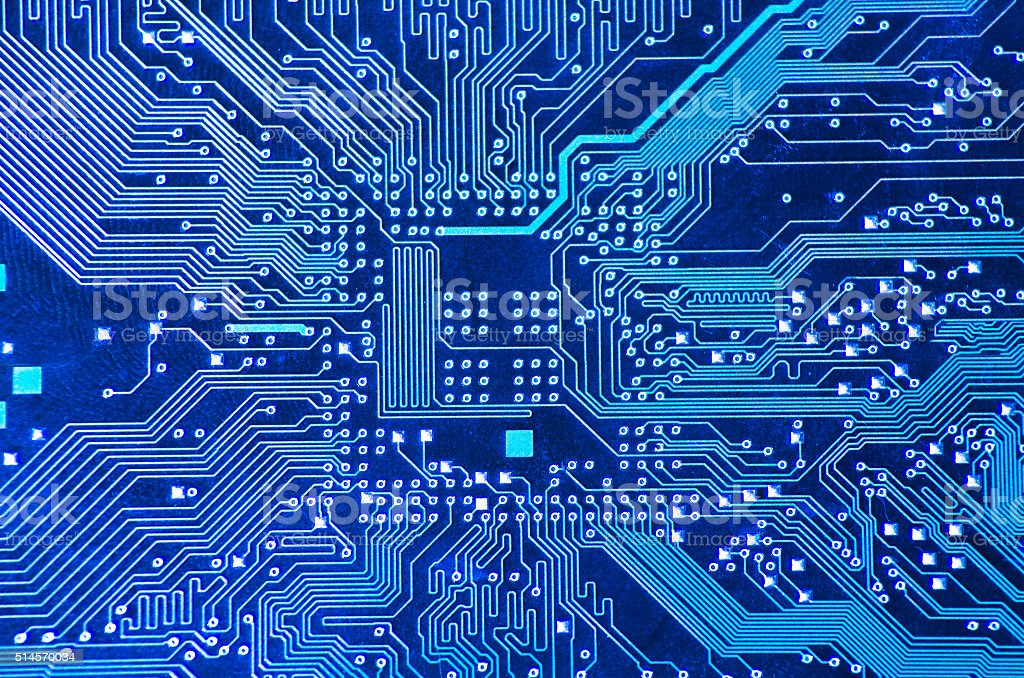 Circuit Board Stock Photo & More Pictures of Abstract | iStock