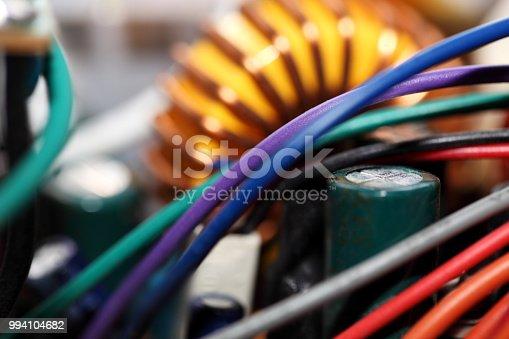 istock Circuit Board 994104682