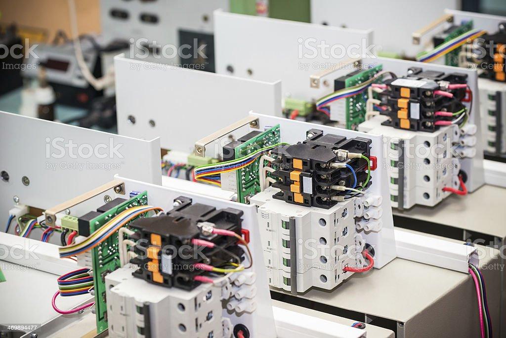 380 V circuit breaker – Foto