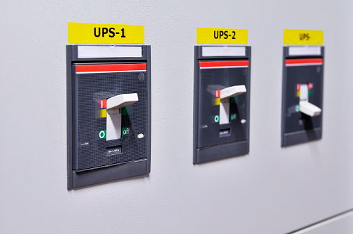 UPS Circuit Breakers