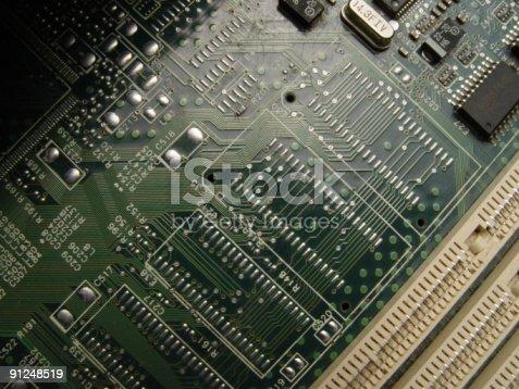 istock Circuit 91248519