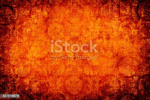 istock Circular Asian Abtract Background 537519978