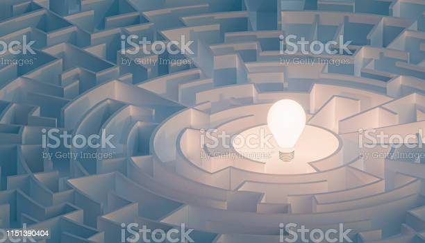 Circular maze or labyrinth with light bulb in its center puzzle picture id1151390404?b=1&k=6&m=1151390404&s=612x612&h=ay00xxatnrnaoagtw2fdjgs9tj7biy181uepnfgxymm=