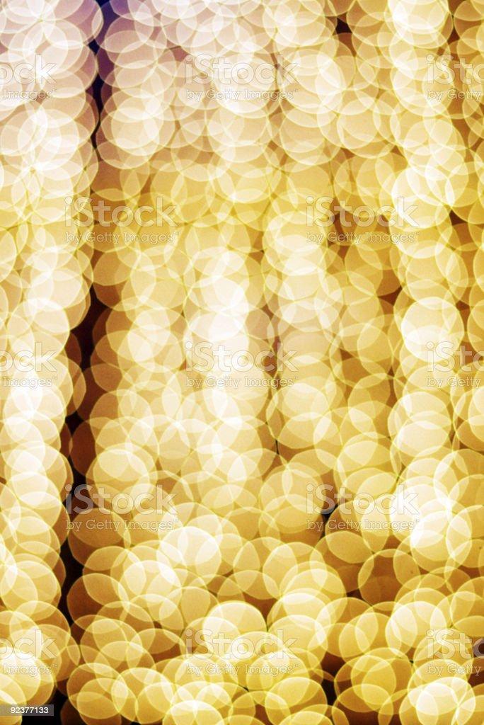 circular reflections royalty-free stock photo
