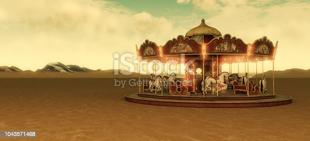 Retrospective circus elements