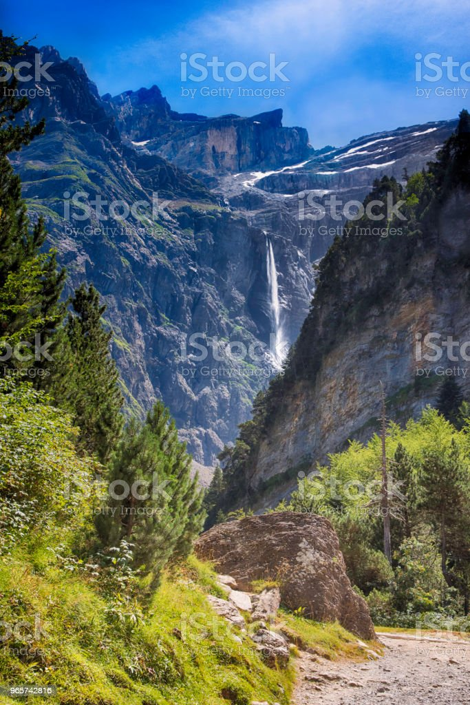 Cirque de Gavarnie - Royalty-free Beauty In Nature Stock Photo