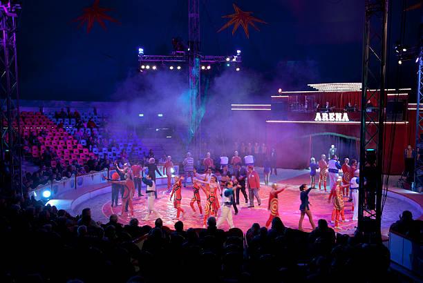 Circus..... stock photo