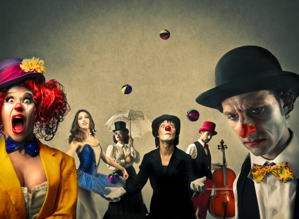 Société Circus - Photo