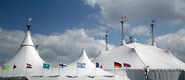 Circus tent – Foto