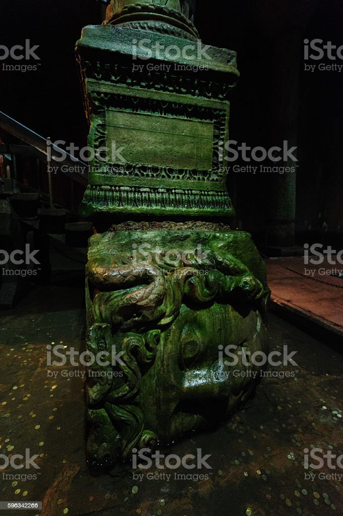 Cisterns royalty-free stock photo