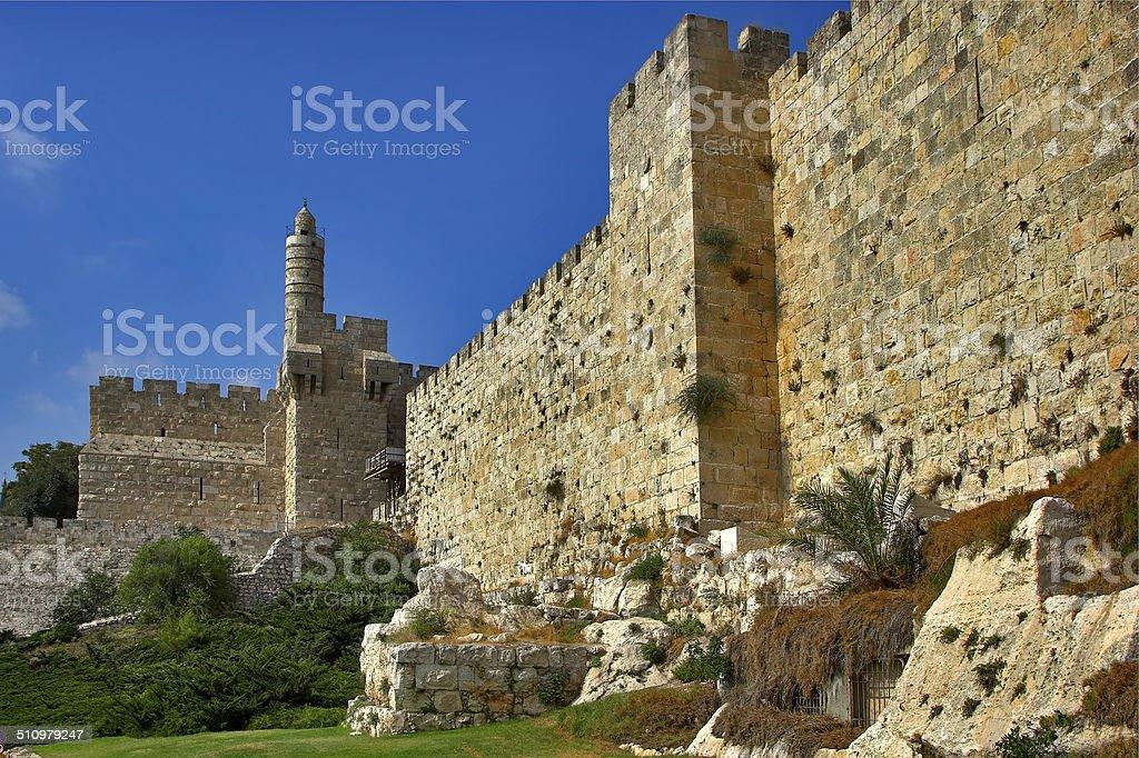 Citadel. stock photo
