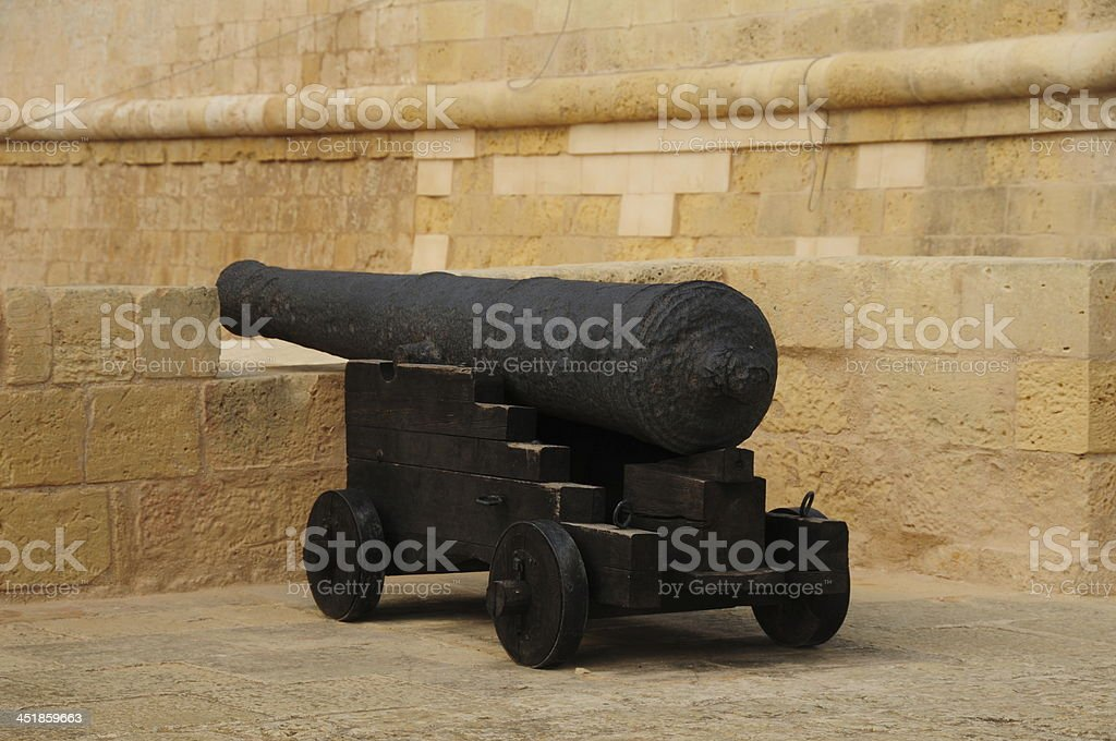 Citadella, Victoria,Gozo,Maltese Islands. royalty-free stock photo