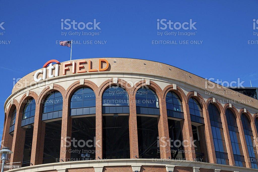 Madison Square Garden: Citi Field Stadium In New York City Stock Photo & More