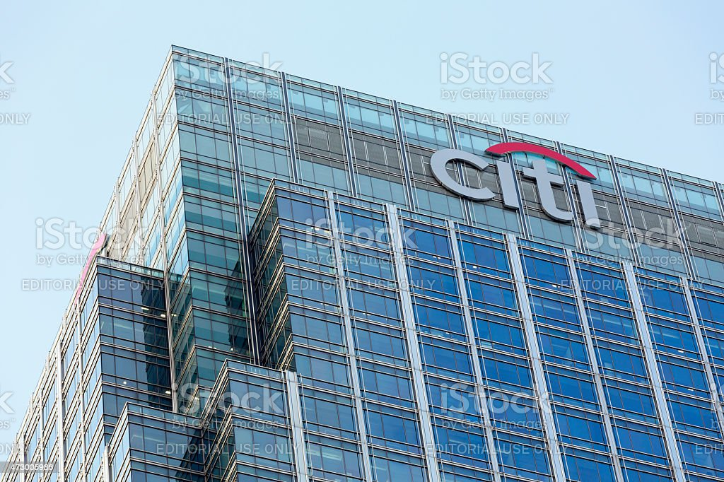 Citi-Zentrale in London – Foto