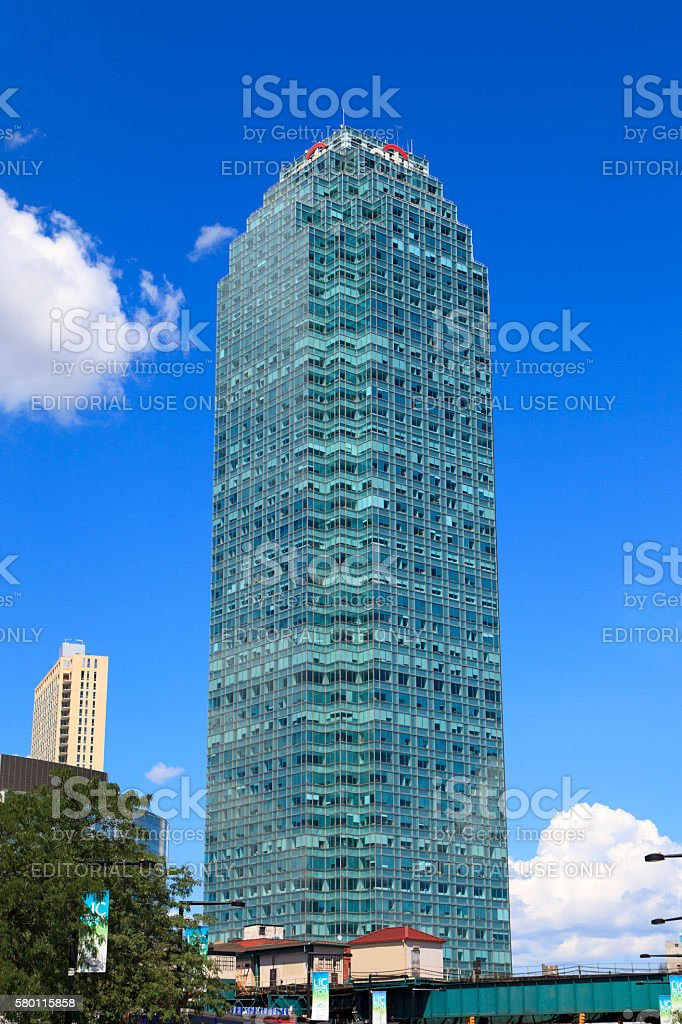 Citibank Building stock photo