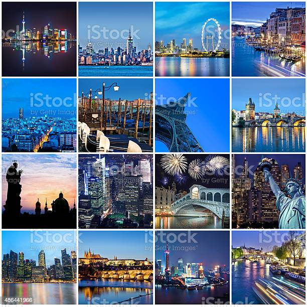 Cities of the word at night square collage picture id486441966?b=1&k=6&m=486441966&s=612x612&h=yjj6bbj1 vdeqsleowlq4iszrnkj ol3afuvtcnb9uk=