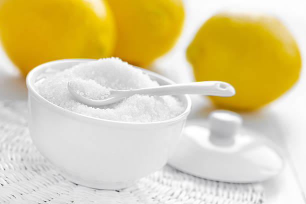 Zitronensäure – Foto