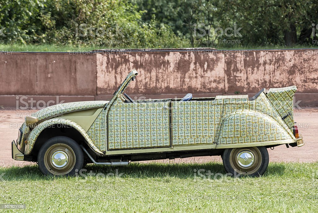 Citroën 2CV convertible - Photo