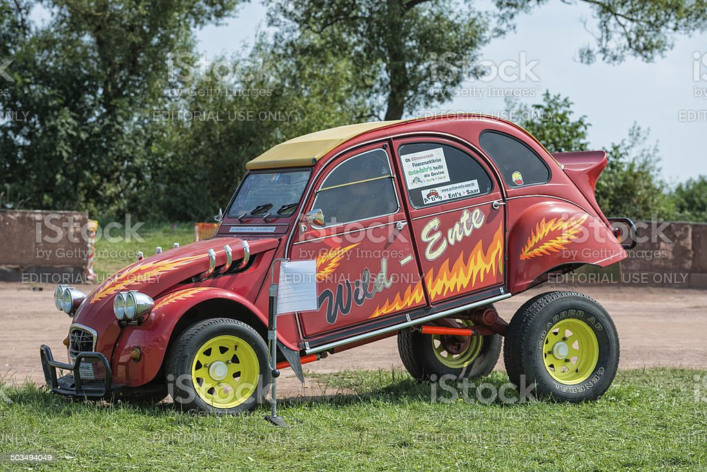 Citroën 2CV - Photo