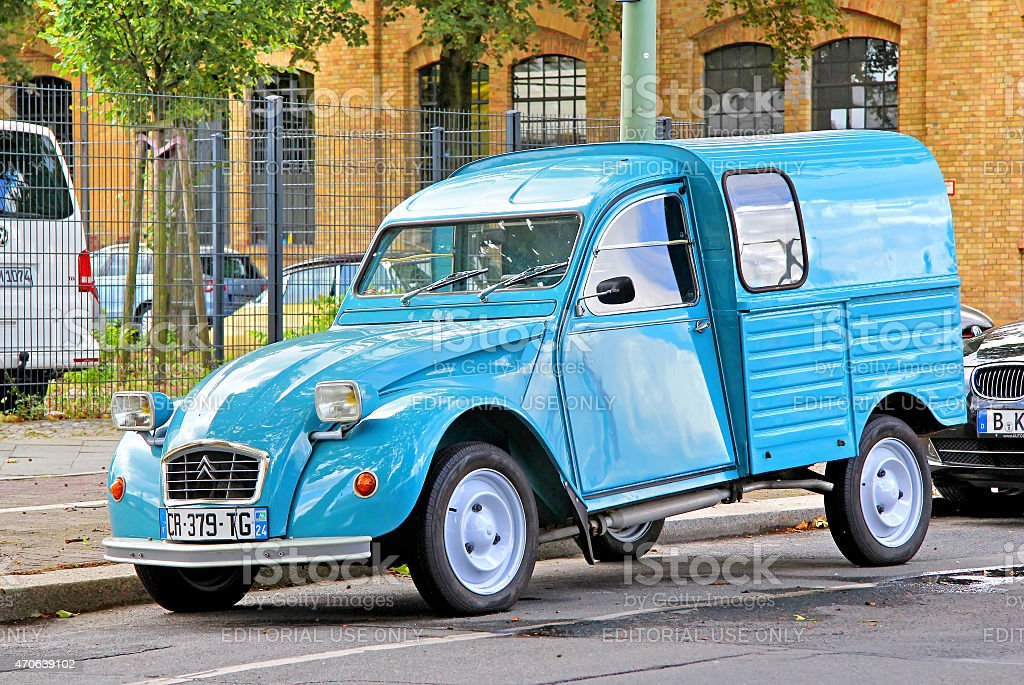 Citroën 2CV Van - Photo