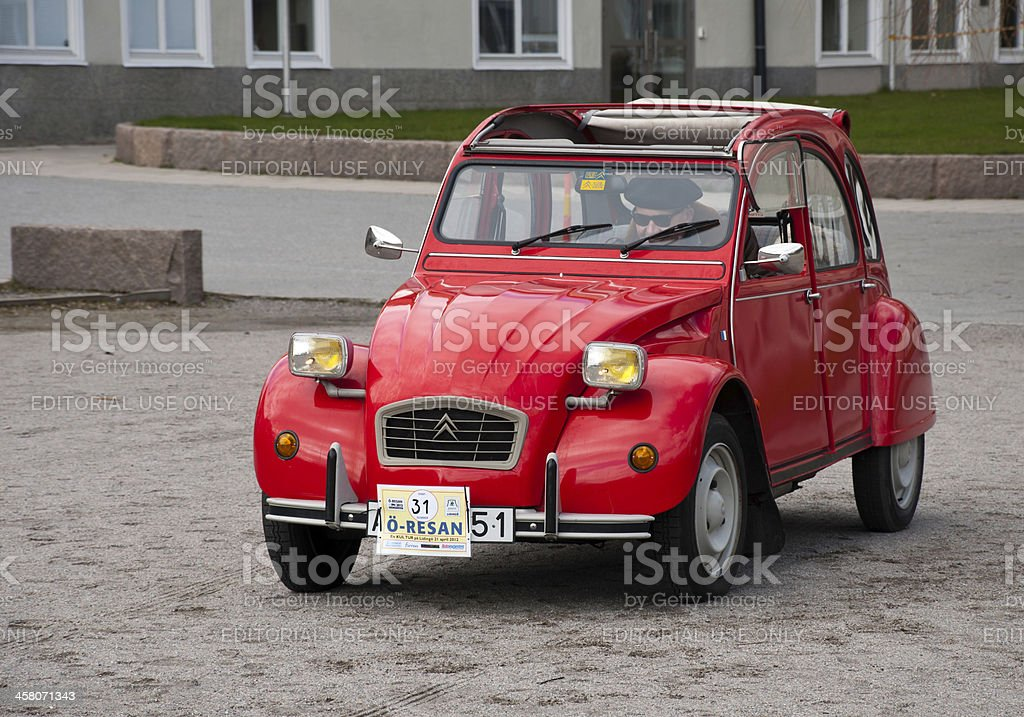 Citroën 2CV6 Club depuis 1987 - Photo