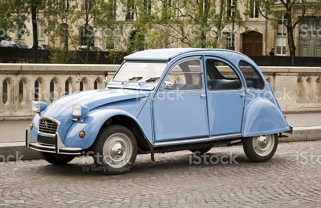 Citroën 2CV stock photo