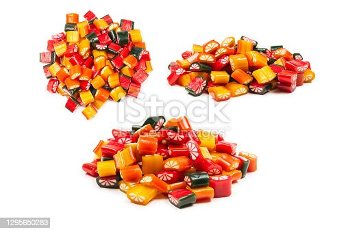 istock Citrus colorful candies. Jelly sweets, 1295650283