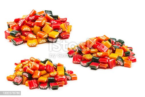 istock Citrus colorful candies. Jelly sweets, 1332378780