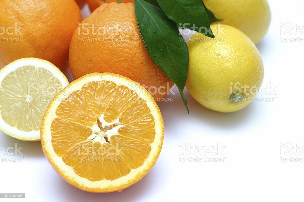 Citrus Details II royalty-free stock photo