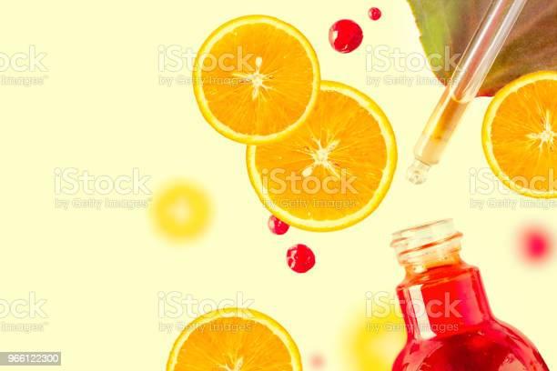 Citrus Eterisk Olja Cvitamin Serum Skönhet Vård Aromaterapi Ekologiska Spa Kosmetiska Med Växtbaserade Ingredienser Toning-foton och fler bilder på Acne