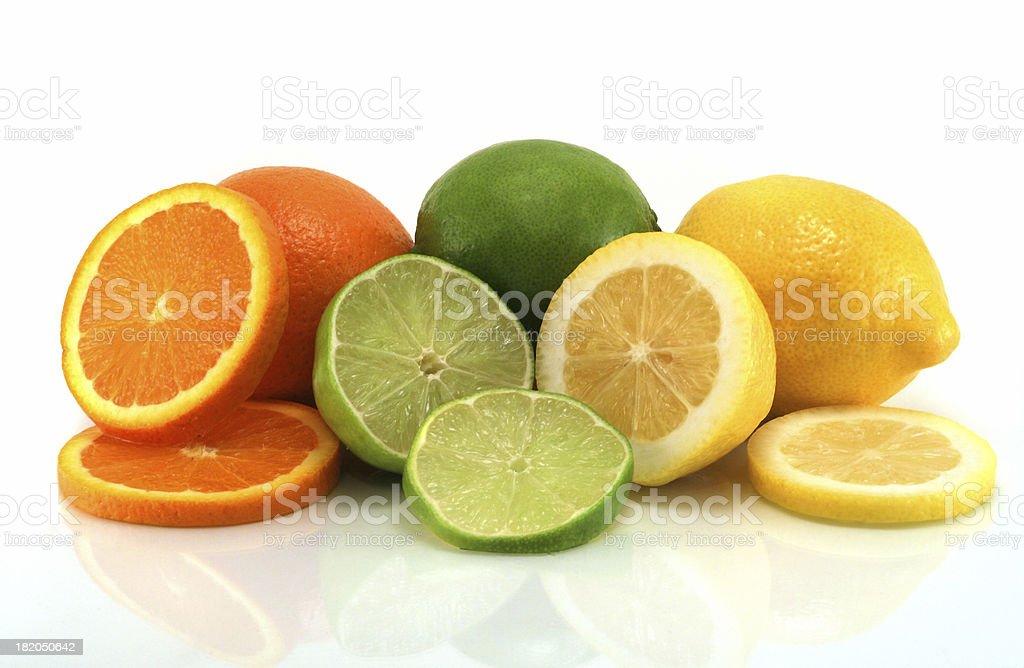 Citrus Fruit royalty-free stock photo