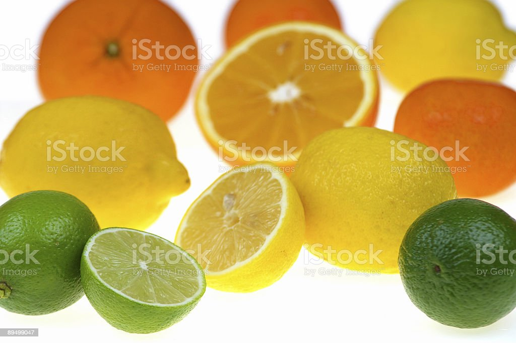 Agrumes fruits photo libre de droits