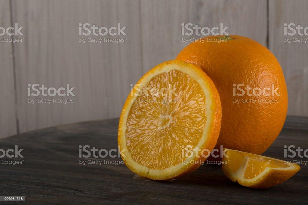 Citrus - Orange stock photo