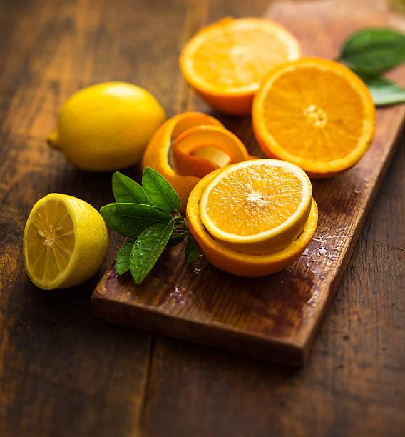 citrus - foto de stock