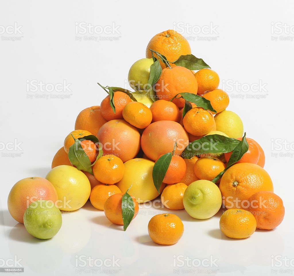 citrus royalty-free stock photo