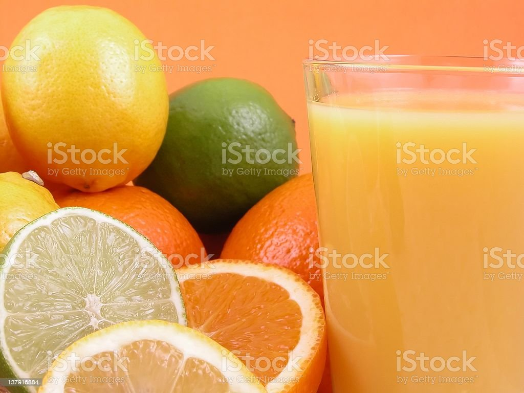 citrus squeezer royalty-free stock photo
